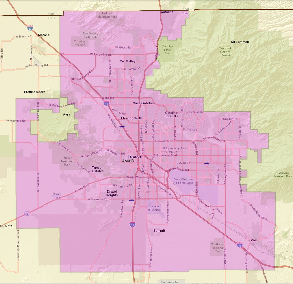 Emissions Testing in Tucson